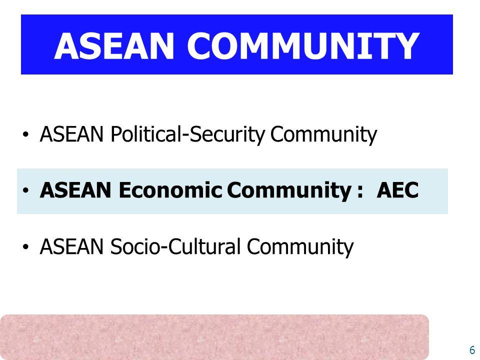การดำเนินการในระดับประเทศ เกี่ยวกับ AEC 7