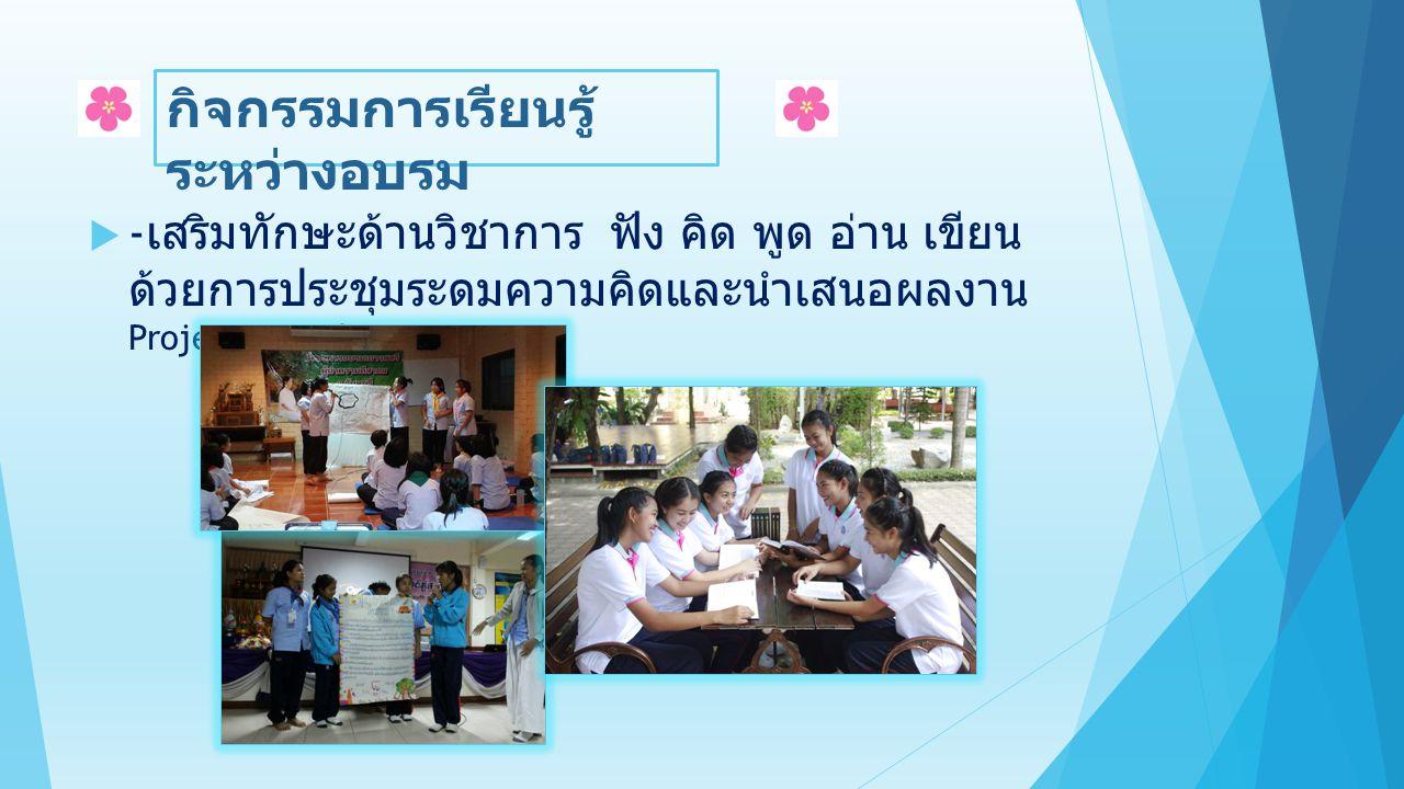 spot ชวนอบรม เยาวสตรี  http://www.youtube.com/watch?v=N_JVb4cTQZA