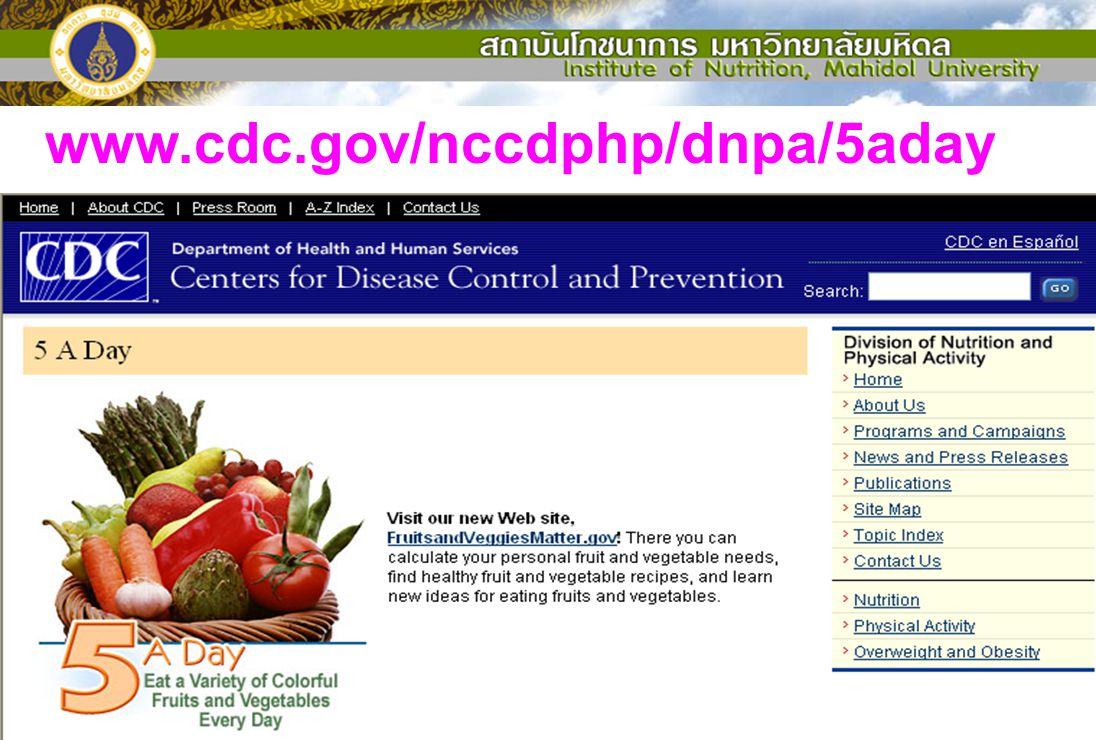 www.cdc.gov/nccdphp/dnpa/5aday