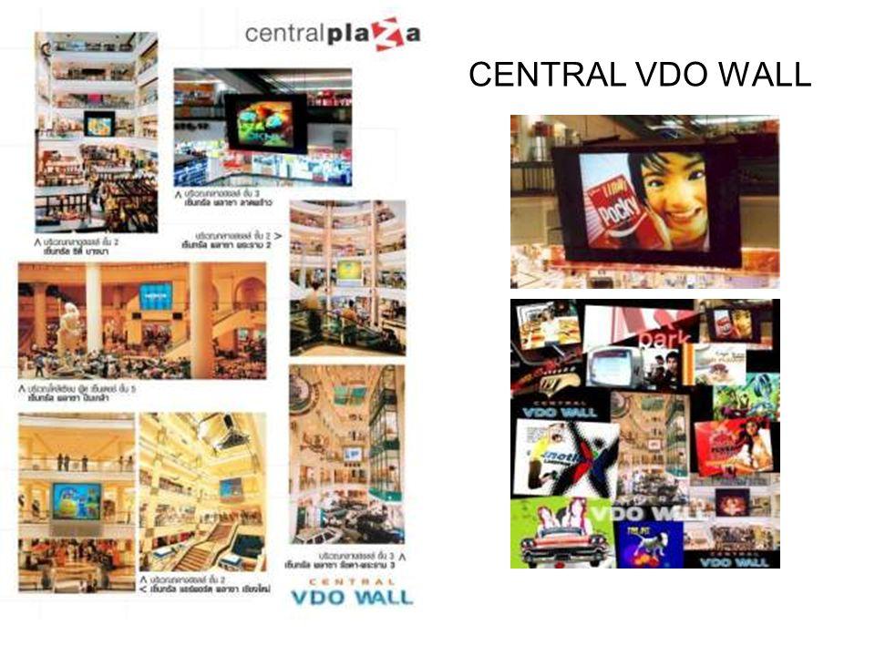 CENTRAL VDO WALL