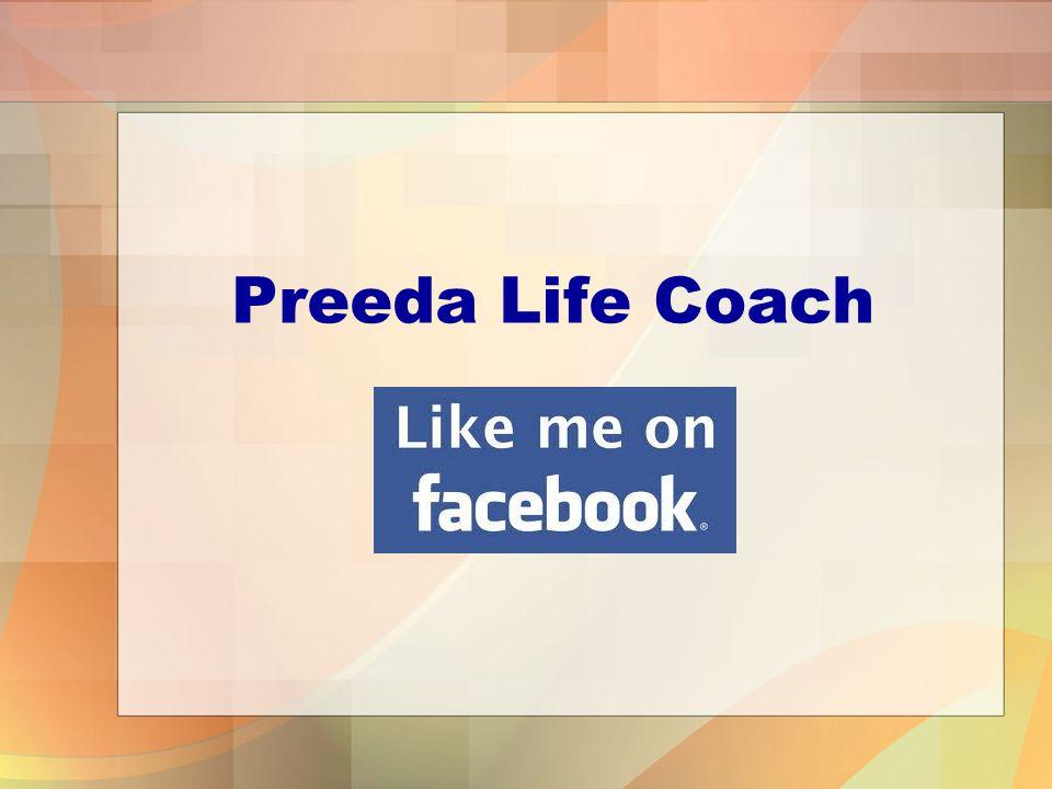 Preeda Life Coach