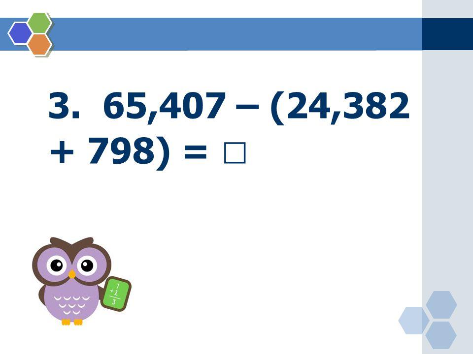 4. 456 X (500 + 600) = 