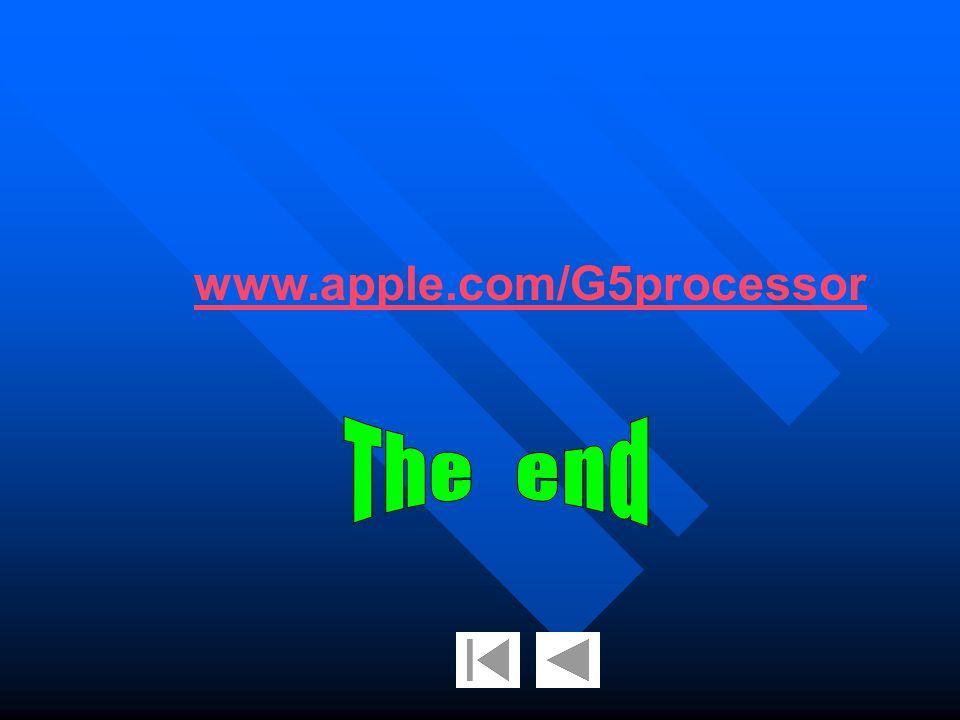 www.apple.com/G5processor