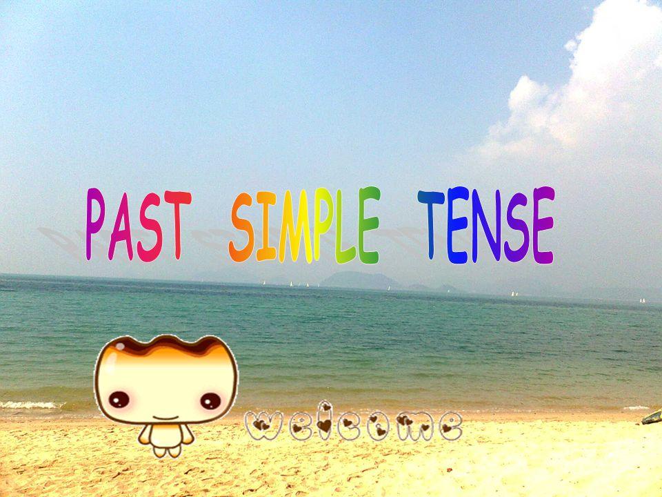 ความหมายของ Present Simple Tense Tense ( เท็นซ ) หมายถึง กาลเวลา เป็นรูปแบบของคำกริยาที่แสดง ให้ทราบว่า การกระทำนั้นๆหรือเหตุการณ์นั้นๆได้เกิดขึ้นเมื่อไร ได้เกิดขึ้น แล้วหรือว่ากำลังจะเกิดขึ้นในอนาคตซึ่งแบ่งได้เป็น 3 กาลเวลาด้วยกันคือ 1.