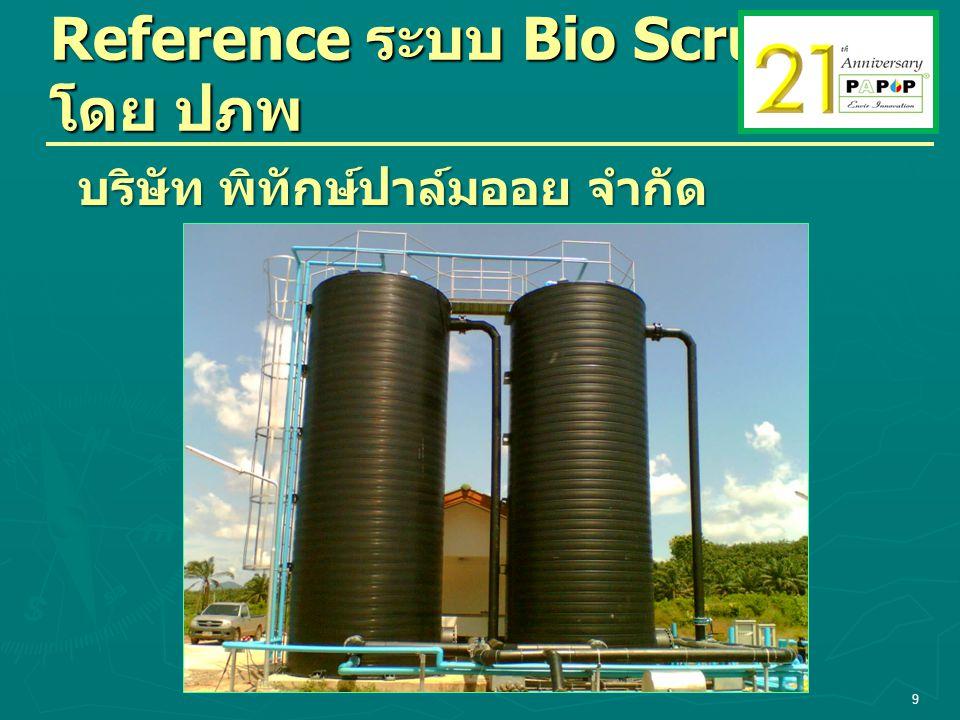บริษัท เมโทร กรุ๊ป จำกัด Reference ระบบ Bio Scrubber โดย ปภพ 10