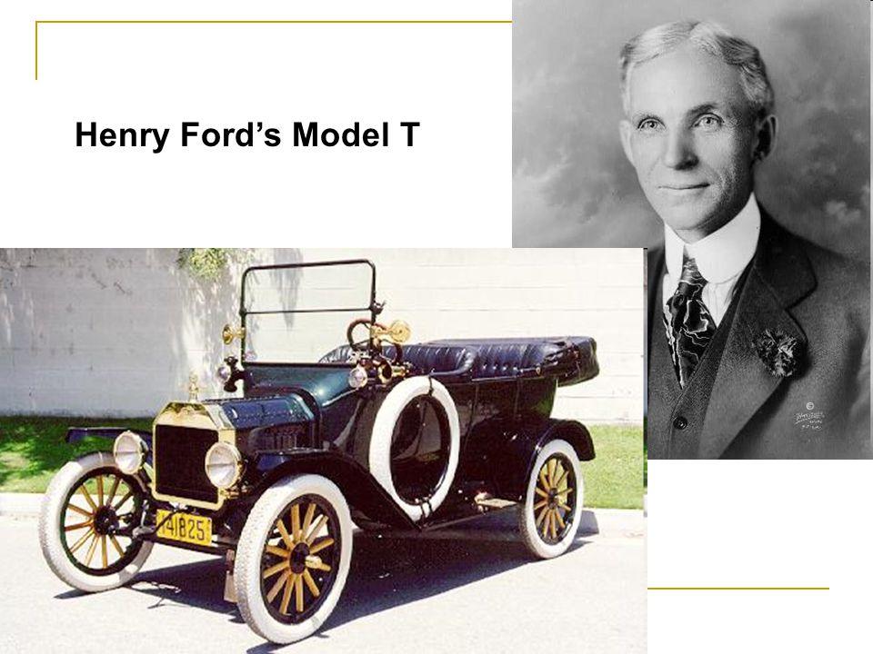 Henry Ford's Model T