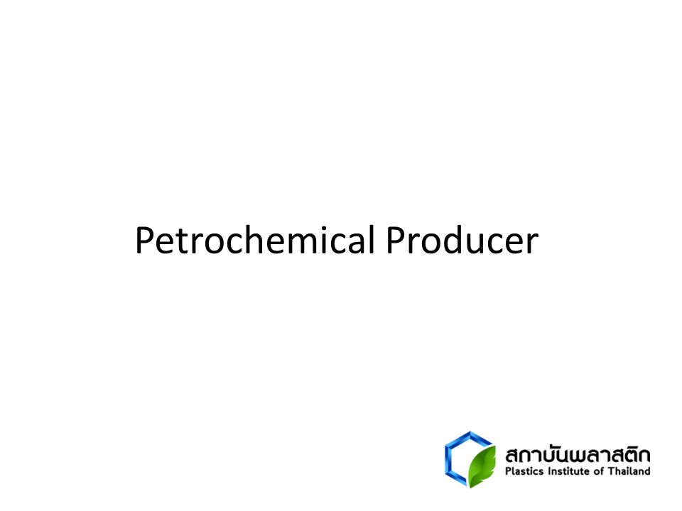 Petrochemical Producer