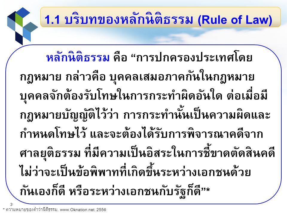 (4) ไม่มีขั้นตอนการปฏิบัติงานเกินความจำเป็น (5) มีการปรับปรุงภารกิจของส่วนราชการให้ทัน ต่อสถานการณ์ (6) ประชาชนได้รับการอำนวยความสะดวกและ ได้รับการตอบสนองความต้องการ (7) มีการประเมินผลการปฏิบัติราชการอย่าง สม่ำเสมอ 24