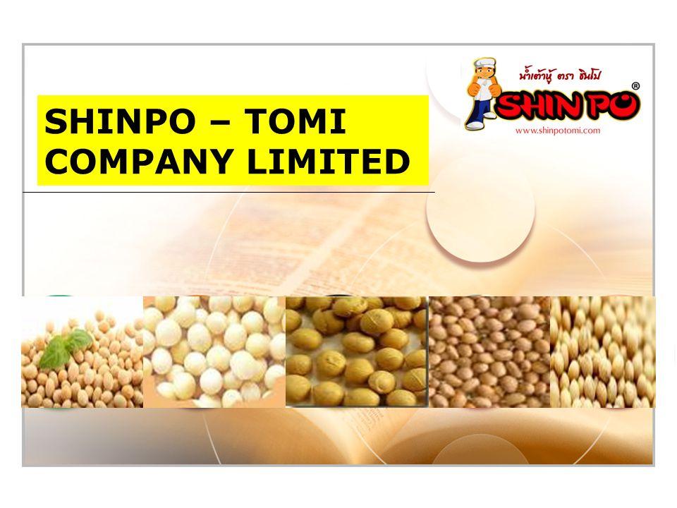 LOGO SHINPO – TOMI COMPANY LIMITED