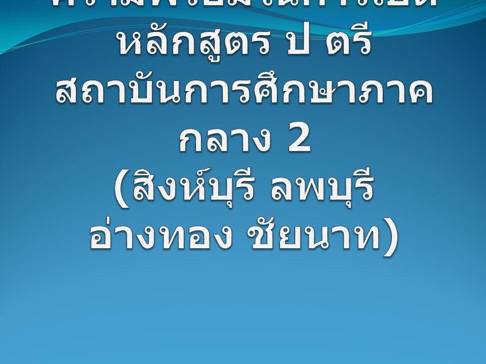 สถาบันการศึกษาภาคกลาง 2 ประกอบด้วย 7 สถานศึกษา วิทยาลัยอาชีวศึกษาสิงห์บุรี