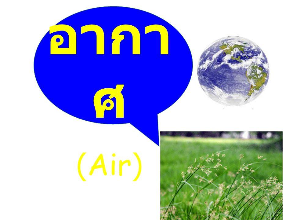 อากา ศ (Air)