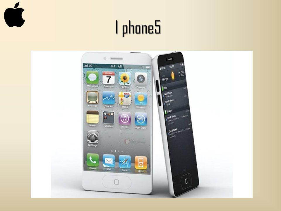 สำหรับ iPhone5 นั้น ตัวเครื่องจะมีการใช้ หน้าจอแบบ Touch screen ที่มีขนาดใหญ่ กว่า iPhone4 iPhone5iPhone4