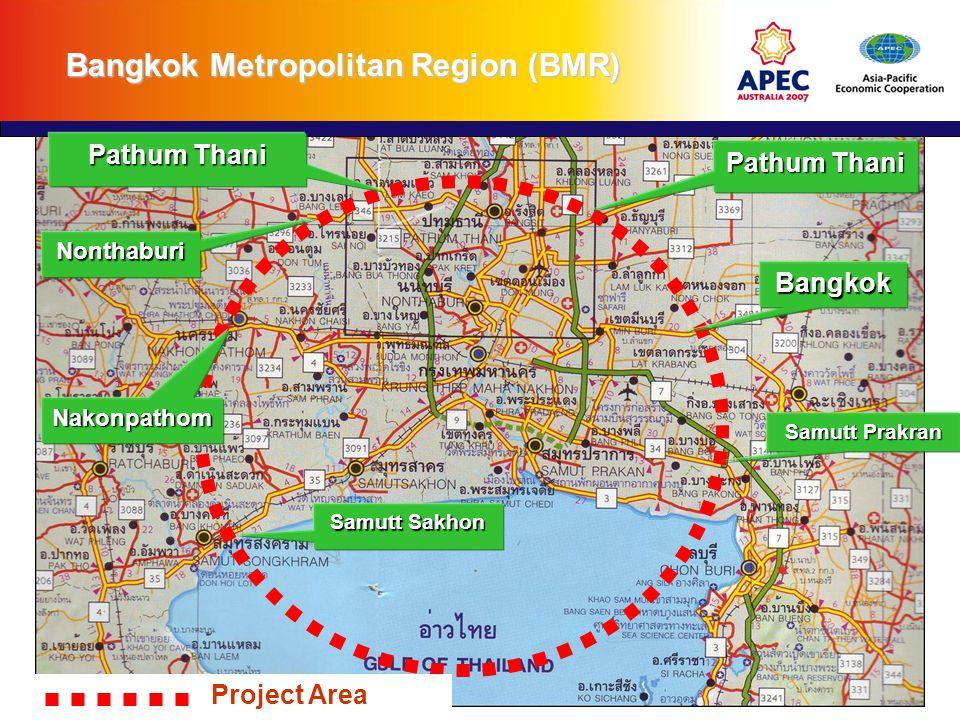 อุบัติเหตุเหล่านี้เกิดได้อย่างไร ? และทำไมจึงเกิด ? Bangkok Metropolitan Region (BMR) Project Area Samutt Sakhon Nakonpathom Samutt Prakran Pathum Tha