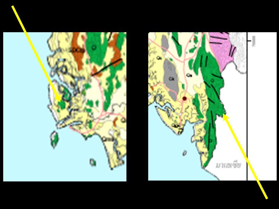 ที่มา : ข้อมูลหลุมเจาะอ้างอิงจาก www.dpt.go.th/soil/ www.dpt.go.th/soil/ ตารางแสดงข้อมูลหลุมเจาะ ต.