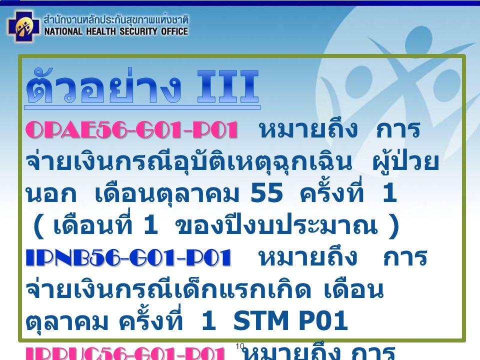 สำนักงานหลักประกันสุขภาพแห่งชาติ NATIONAL HEALTH SECURITY OFFICE สำนักงานหลักประกันสุขภาพแห่งชาติ NATIONAL HEALTH SECURITY OFFICE 10