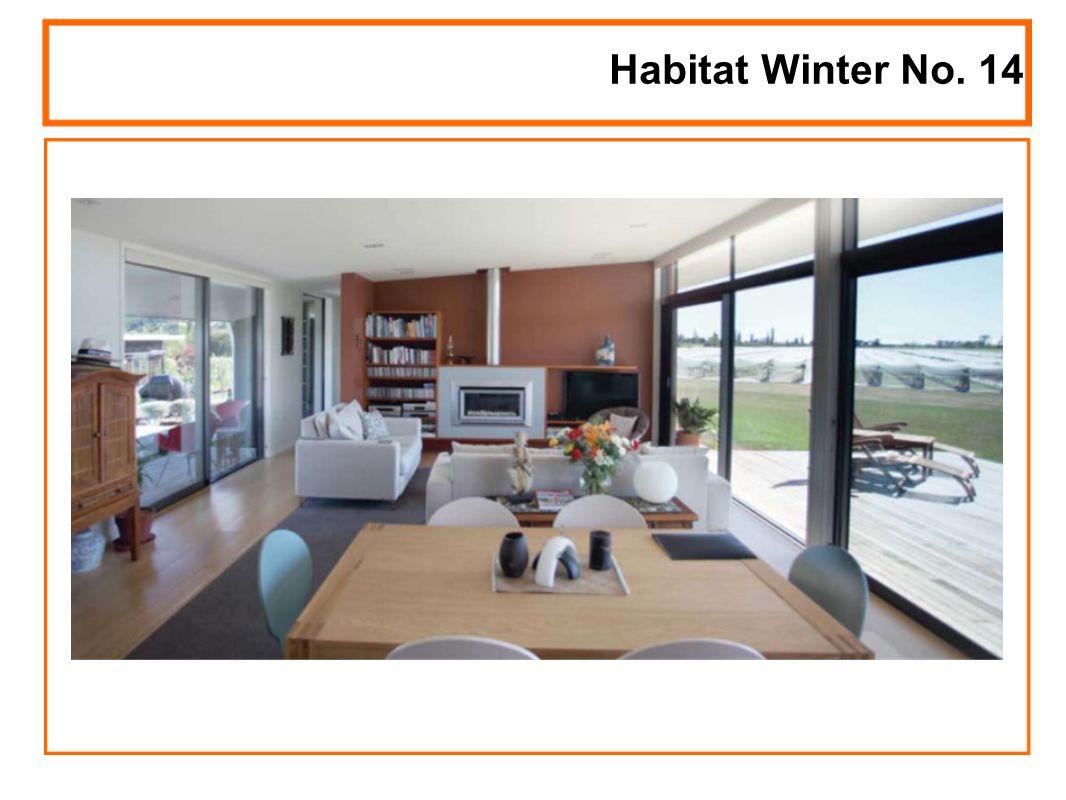Habitat Winter No. 14