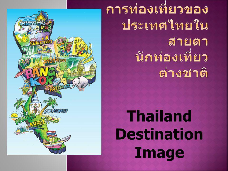 Thailand Destination Image