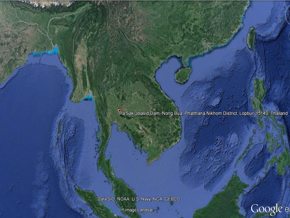 29 – 30 พ. ย. 2556 เขื่อนป่าสักชลสิทธิ์ ตั้งอยู่ใน ต. หนองบัว อ. พัฒนานิคม จ. ลพบุรี เป็น โครงการขนาดใหญ่ ตาม พระราชดำริ
