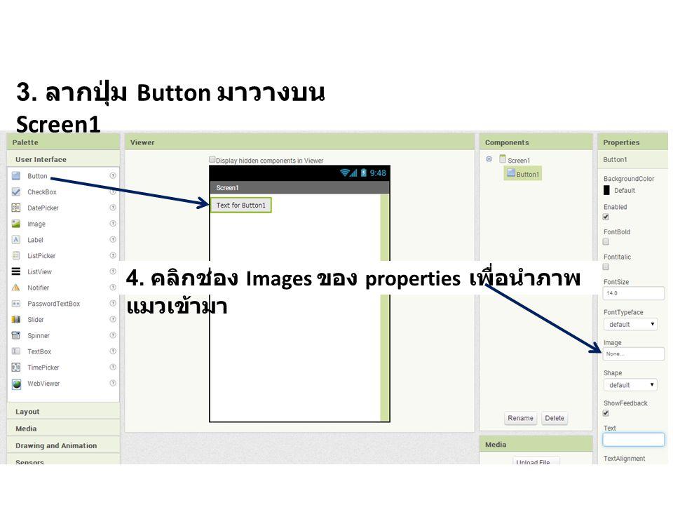 5. คลิก Upload File 6. คลิก เลือก ไฟล์ 7. คลิกไฟล์ Kitty และ ปุ่ม Open 8. คลิก OK