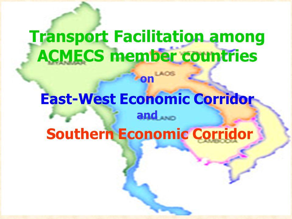 โครงการความร่วมมือระหว่าง 5 ประเทศ ทั้งโครงการร่วม (Commom Projects) และโครงการ ทวิภาคี (Bilateral Projects) จำนวน 384 โครงการ ประกอบด้วย 1. สาขาอำนวย