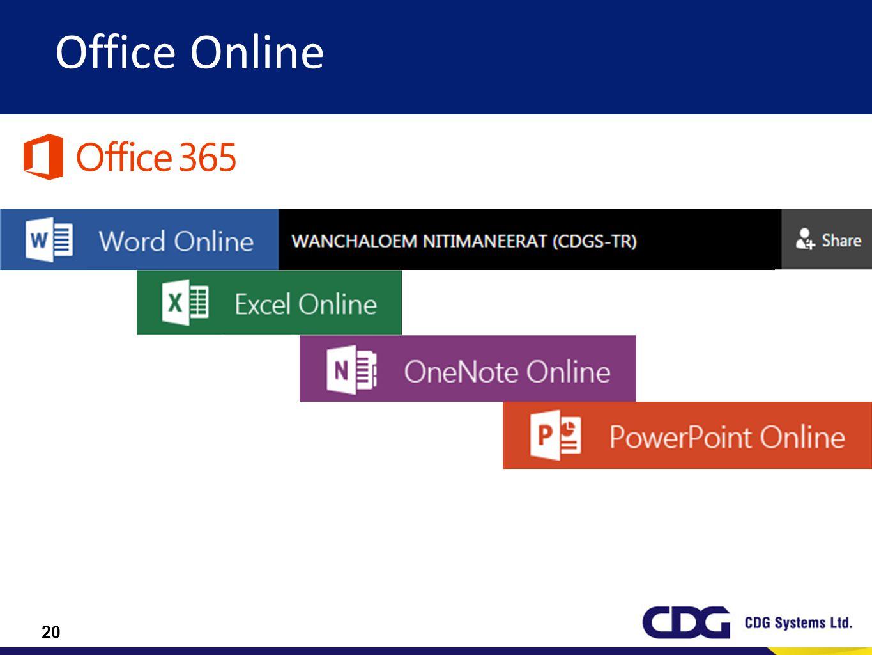20 Office Online