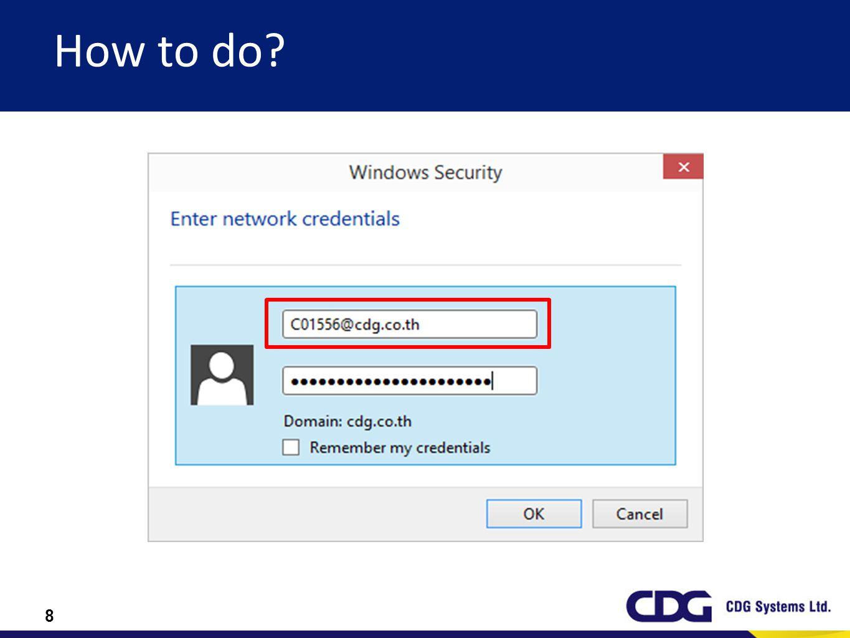 9 ในวันแรกหากไม่สามารถเข้า ใช้ Outlook ได้แนะนำให้ใช้ OWA แทนไปก่อนนะครับ