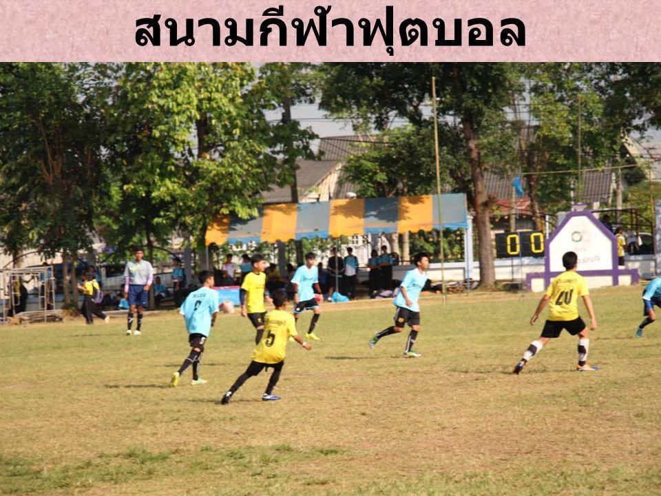 สนามกีฬาฟุตบอล