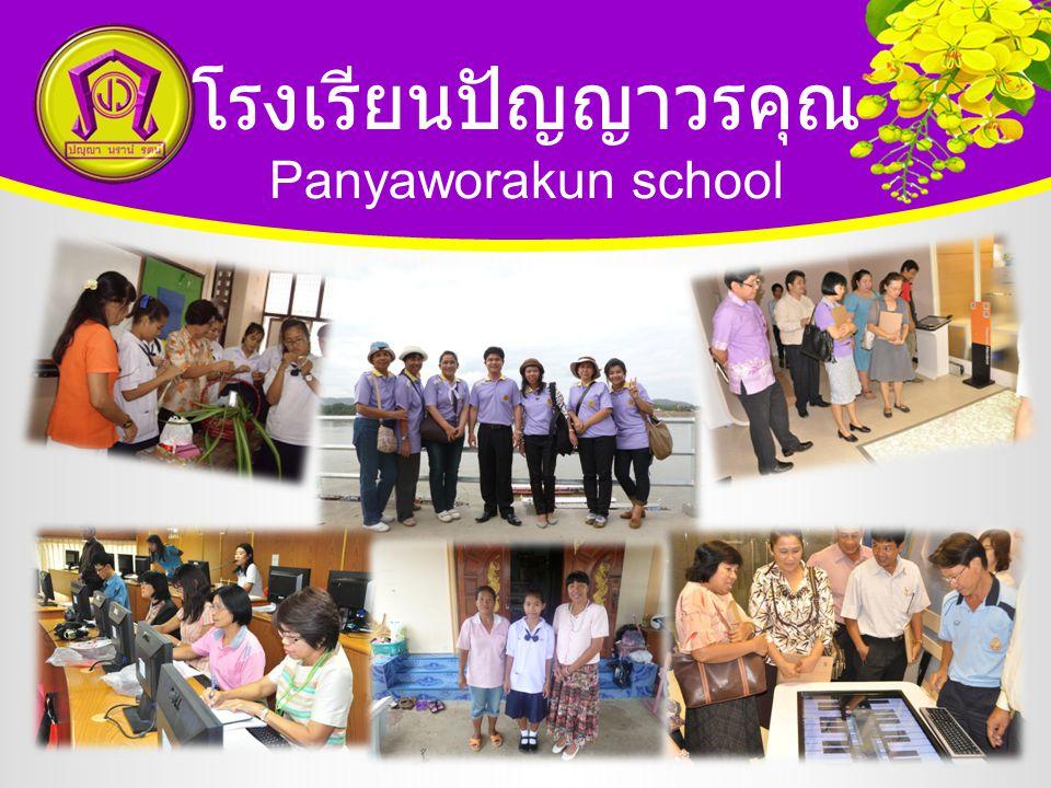 โรงเรียนปัญญาวรคุณ Panyaworakun school ๒.