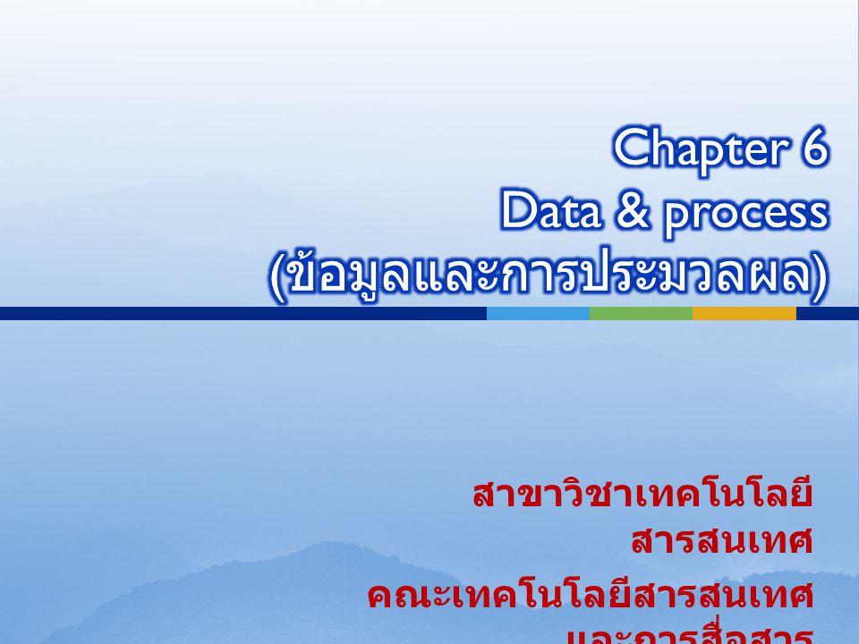 สาขาวิชาเทคโนโลยี สารสนเทศ คณะเทคโนโลยีสารสนเทศ และการสื่อสาร