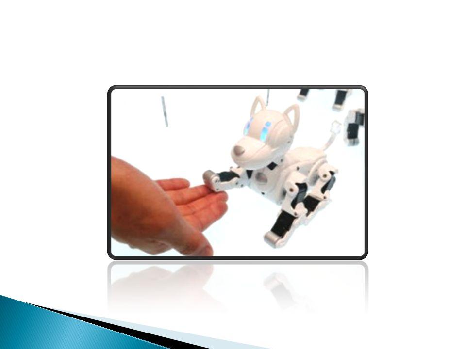  i-SODOG หุ่นยนต์น้องหมารุ่น ใหม่ที่อาจจะทำให้หลายๆ คน ได้หายคิดถึงเจ้า Aibo หุ่นยนต์ สุนัขของโซนี่ที่เคยได้รับความ สนใจอย่างท่วมท้นในช่วงแรกที่ มันปรากฎตัว และตามมาอีก หลายเวอร์ชันก่อนทางบริษัทจะ หยุดพัฒนาพวกมันต่อไป