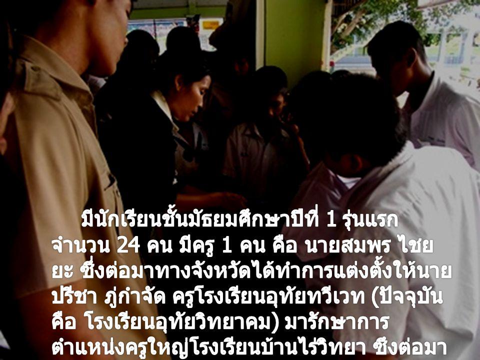 ปีการศึกษา 2532 เปิดโรงเรียนสาขาที่ ตำบลหนองจอก อำเภอบ้านไร่ ปีการศึกษา 2535 โรงเรียนสาขาได้รับอนุมัติ เปิดเปิดทางการใช้ชื่อว่า โรงเรียนหนองจอกประชา นุสรณ์ ปีการศึกษา 2535 โรงเรียนสาขาได้รับอนุมัติ เปิดเปิดทางการใช้ชื่อว่า โรงเรียนหนองจอกประชา นุสรณ์ ปีการศึกษา 2539 เข้าร่วม โครงการปฏิรูปการศึกษา ปีการศึกษา 2540 ได้รับรางวัลพระราชทาน ระดับมัธยมศึกษาขนาดกลาง ปีการศึกษา 2540 เข้าโครงการลาน กีฬาต้านยาเสพย์ติด