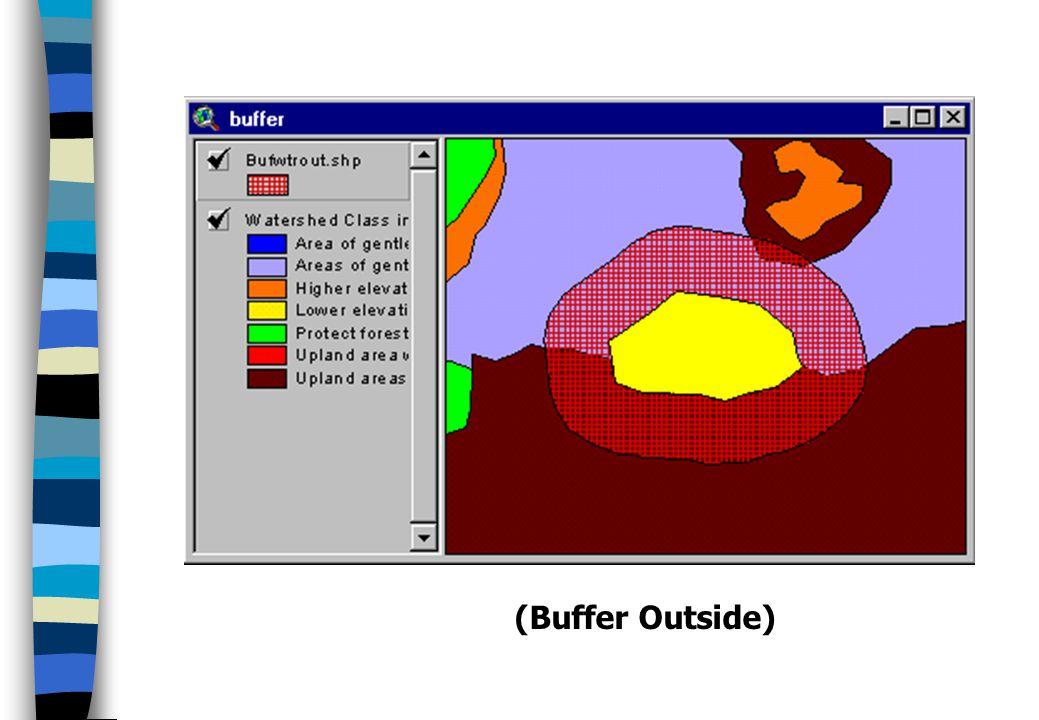 (Buffer Polygon+Outside)