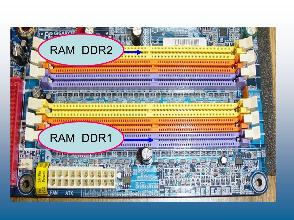 RAM DDR2 RAM DDR1