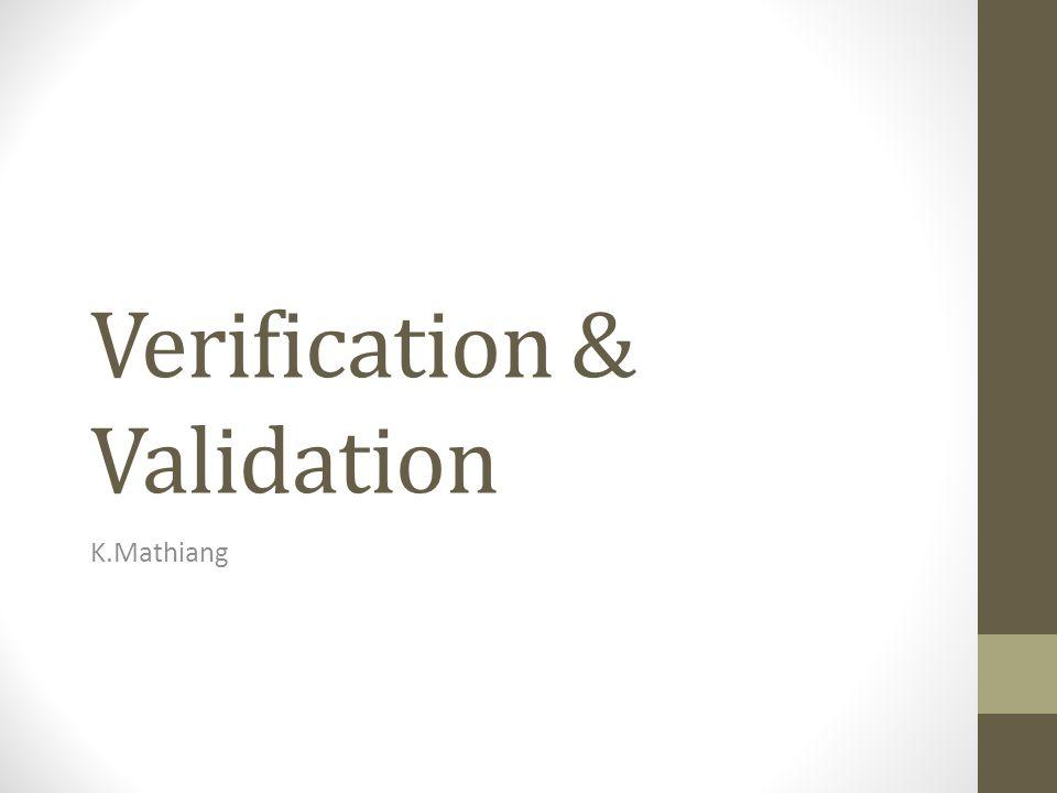 Objective สามารถอธิบายผังขั้นตอนการออกแบบระบบ ดิจิทัลได้ สามารถอธิบายความเกี่ยวข้องของการทวนสอบ (Verification) กับการออกแบบระบบดิจิทัลได้ สามารถอธิบายความเกี่ยวข้องของความถูกต้อง (Validation) กับการออกแบบระบบดิจิทัลได้