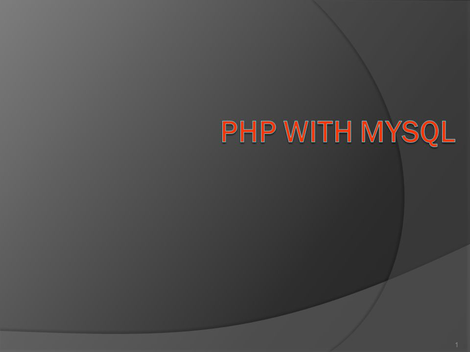 mysql_db_query() require( connect_inc.php );...