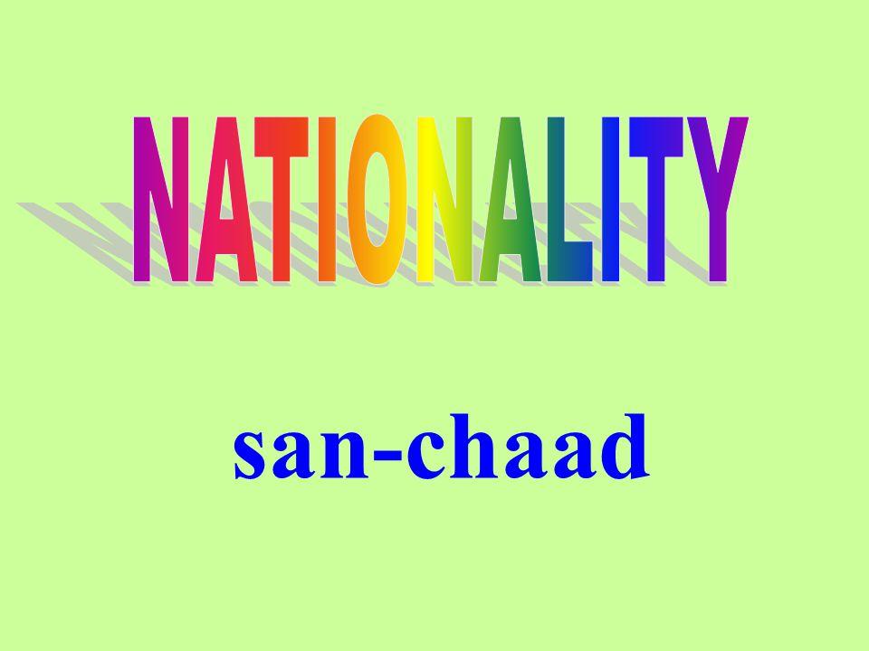 san-chaad