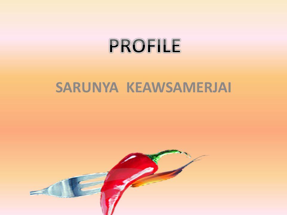SARUNYA KEAWSAMERJAI