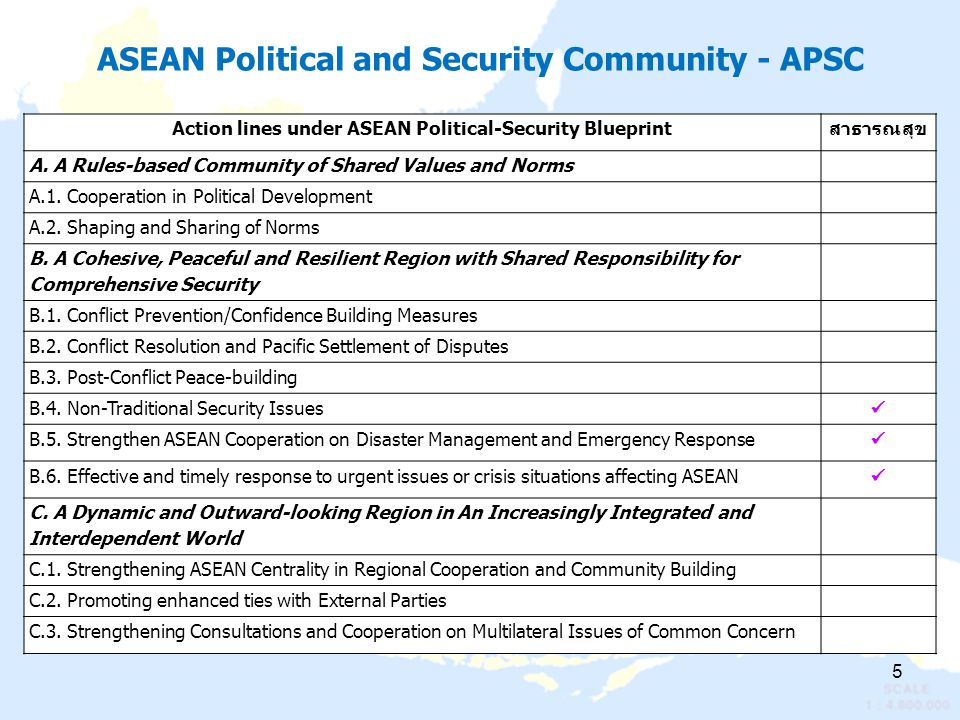 ASEAN Agreement on disaster management and emergency response 6