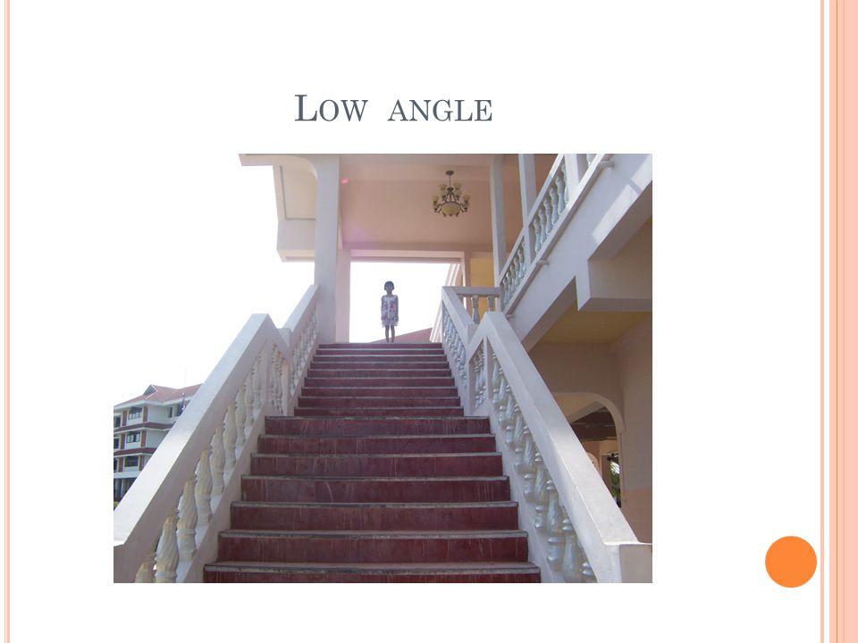 L OW ANGLE