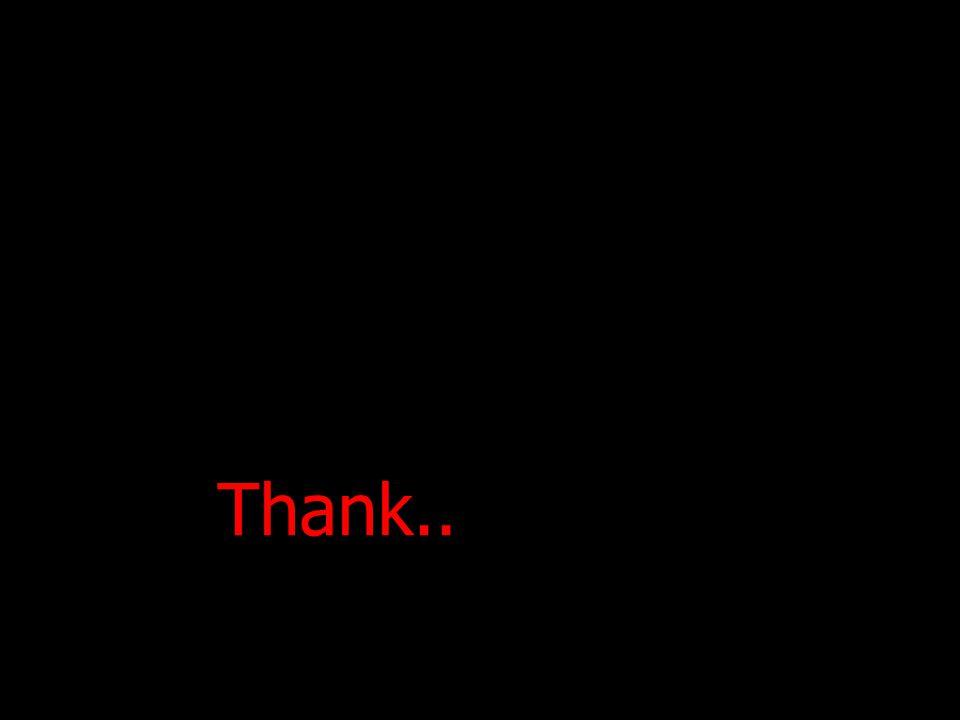 Thank..