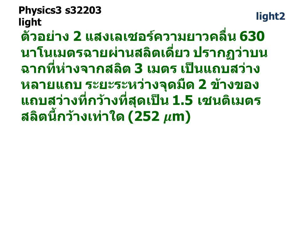 Physics3 s32203 light light2