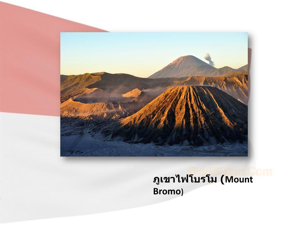 ภูเขาไฟโบรโม (Mount Bromo )