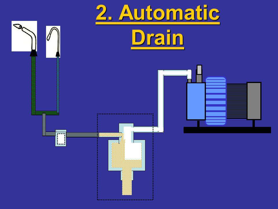 2. Automatic Drain