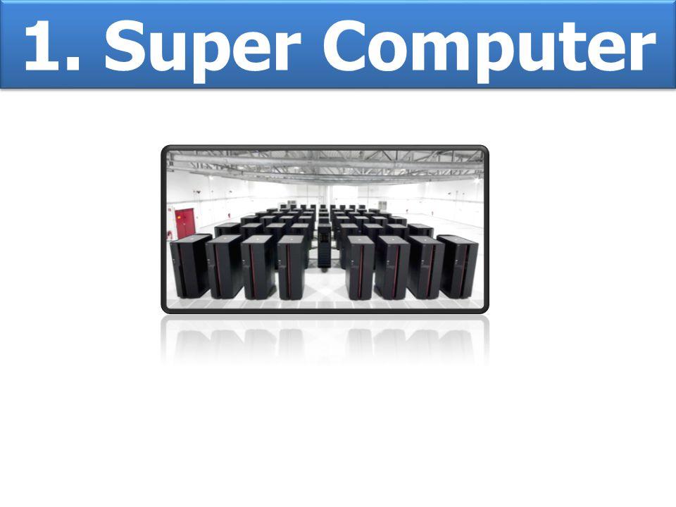 2. Mainframe Computer