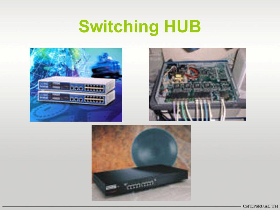 Switching HUB