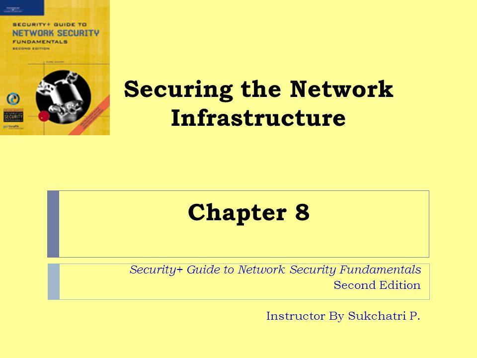 Hardening Network Security Devices 32  ประเภทสุดท้ายของอุปกรณ์เครือข่ายรวมถึงผู้ที่ออกแบบและการ ใช้อย่างเคร่งครัดเพื่อป้องกันเครือข่าย รวมเช่น  Firewalls  Intrusion-detection systems  Network monitoring and diagnostic devices