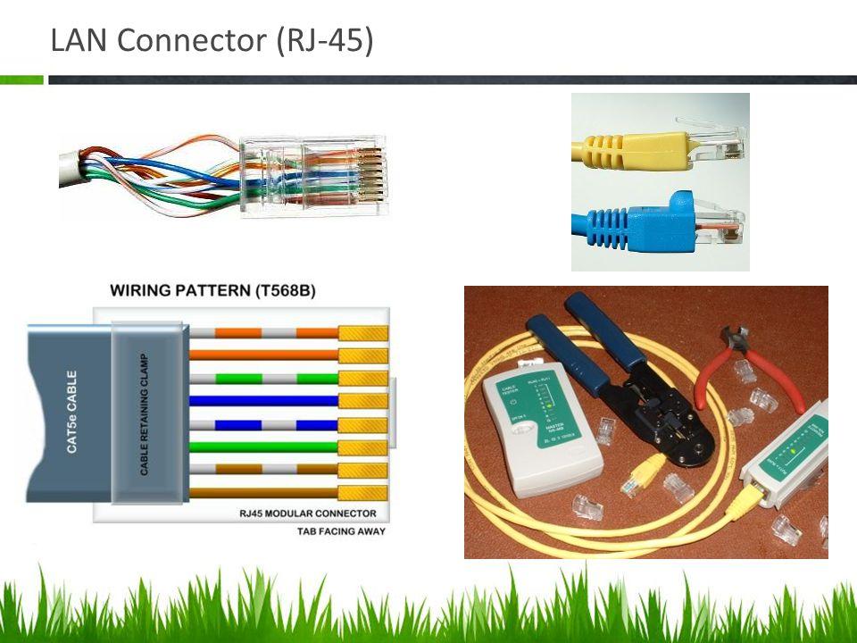 LAN Connector (RJ-45)