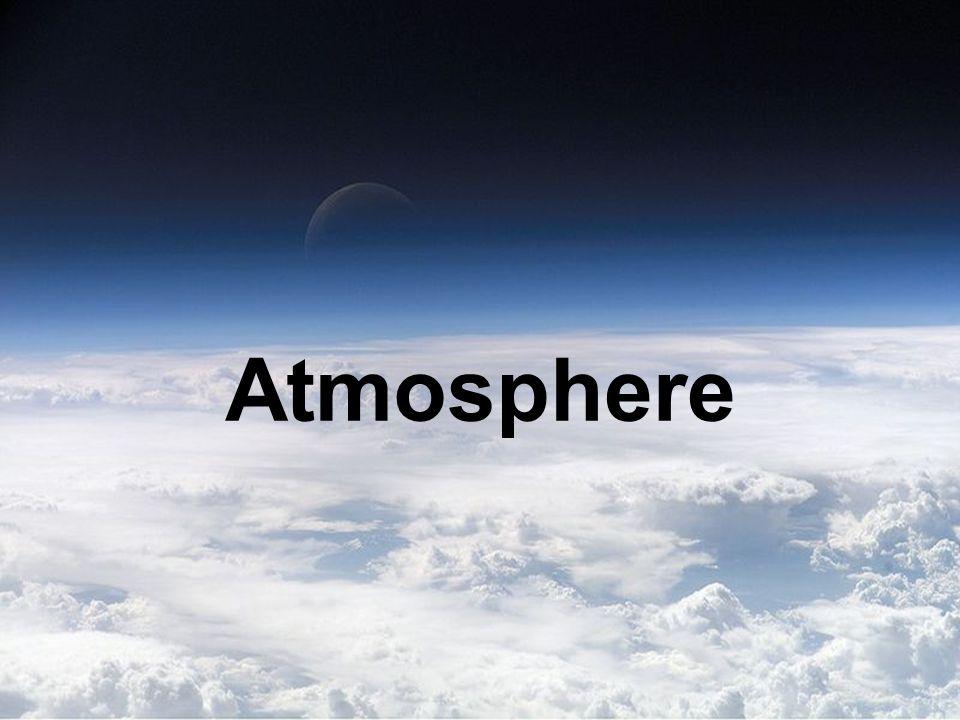 Stratosphere บรรยากาศชั้น Stratosphere มีความ สงบ เครื่องบินไอพ่น จึงนิยมบินในตอนล่าง ของบรรยากาศชั้นนี้ เพื่อหลีกเลี่ยงสภาพ อากาศที่รุนแรงในชั้น Troposphere