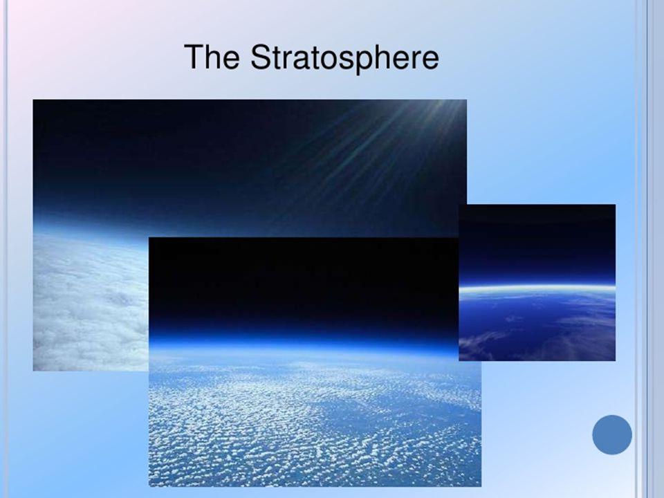 เป็นชั้นที่อยู่ด้านล่างที่สุดของชั้น บรรยากาศโลก. มีความสูงประมาณ 30,000 - 56,000 ฟุต (0 – 10 Km) เป็นชั้นที่มีอากาศแปรปรวนที่สุด. อุณหภูมิจะลดลงตามคว
