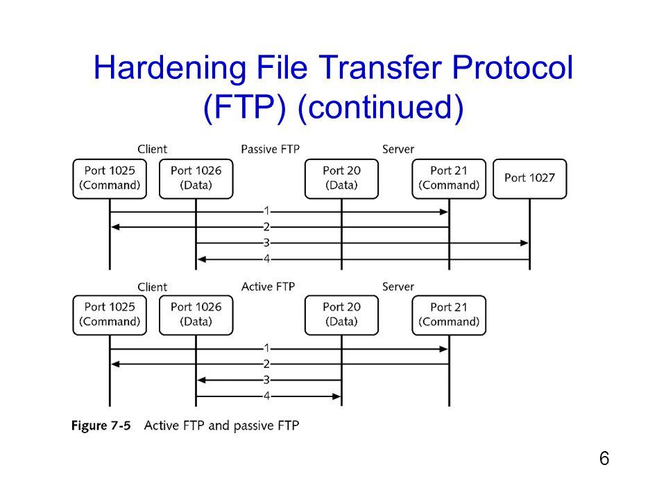37 Wireless Application Protocol (WAP) (continued)